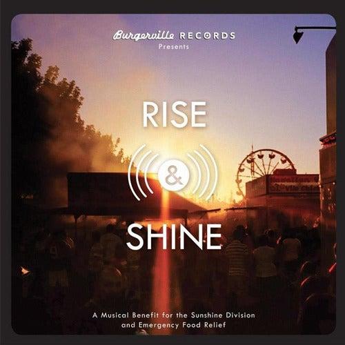 Image of Rise & Shine   CD