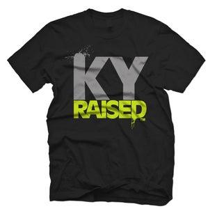 Image of KY Raised in Black, Grey, & Volt