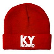 Image of KY Raised Beanie (Red, KY Blue, Black or Grey)