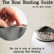 Image of The Bias Binding Guide - a digital handbook