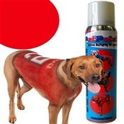 Image of Pet Paint Rescue Red
