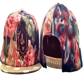 Image of LeROY JENKINS X MARK MCNAIRY SIX PANEL SNAP BACK