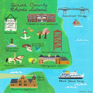 Image of South County Rhode Island