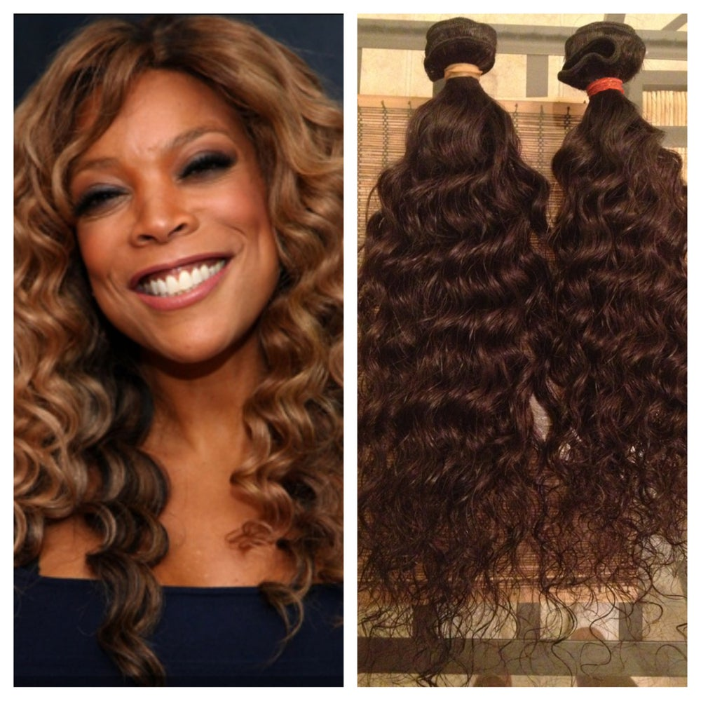 "Image of Brazilian Deep Wavy 12""- 40"""