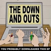 """Image of """"You Probably Downloaded This EP"""" CD"""