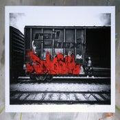 Image of Railbox Red