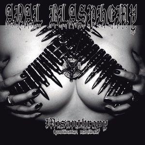 "Image of Anal Blasphemy - ""Misanthropy"" Gatefold 7''"