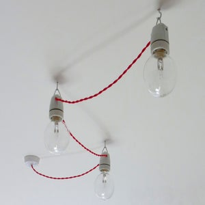 Image of Festoon Ceiling Light Set