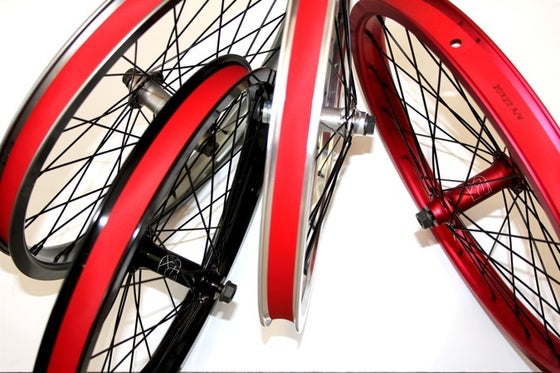 Image of F-Lite Complete Front Wheel