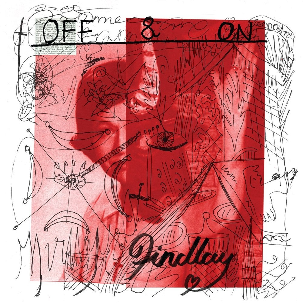 """Image of *SIGNED* FINDLAY - OFF & ON 10"""" EP"""