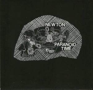 Image of Newton / Paranoid Time split 7″ lathe