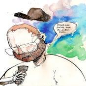 Image of Dan Deacon at Bunbury 2012 Print