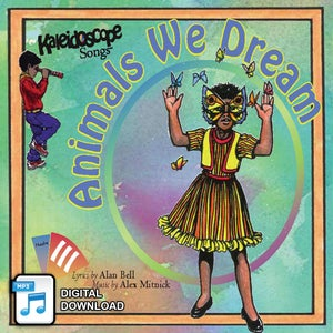 Image of Kaleidoscope Songs: Animals We Dream (Digital Download)