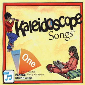 Image of Kaleidoscope Songs Number One (Digital Download)