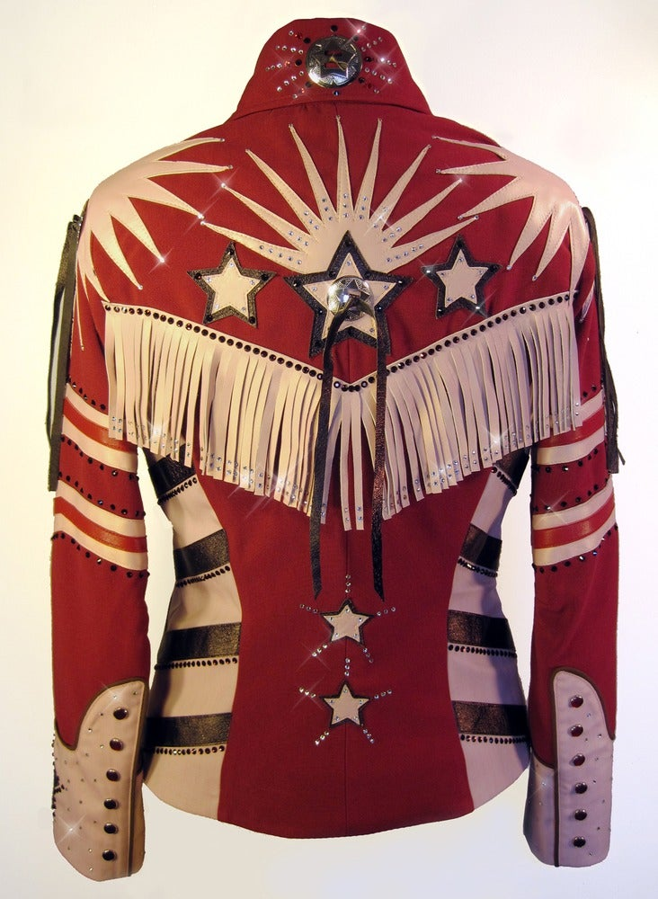 Image of American Sweetheart Show Jacket