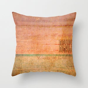 "Image of Pillow Cover - Any design, you choose. 16"" 18"" 20"" Square"