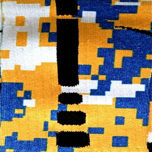Image of Nike Elite Bruins Digital Camo Crew Socks