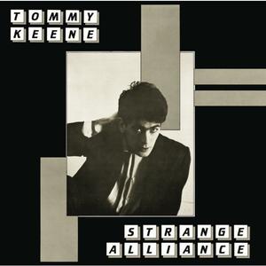 Image of Tommy Keene - Strange Alliance LP (12XU 051-1)