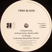 "Image of Free Blood ""Royal Family"""