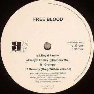 "Image of Free Blood ""Royal Family"""