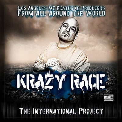 Image of Krazy Race - The International Product CD / Autographed