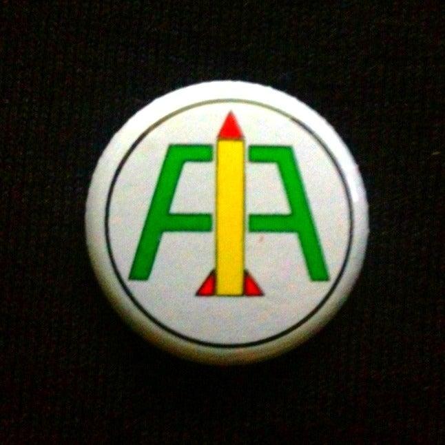 Image of Aeronotiqz Rasta Buttons