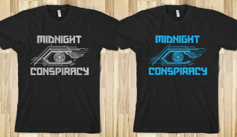 "Image of Midnight Conspiracy ""Circuit"" Tee/Tank"