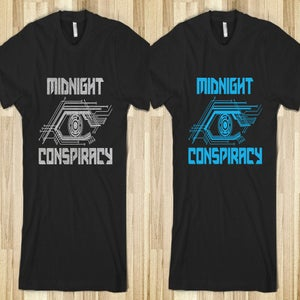 "Image of Midnight Conspiracy ""Circuit"" Tee"
