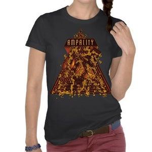 Image of AMPACITY t-shirt girlie
