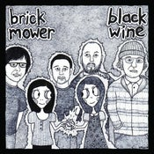 Image of Black Wine/brick mower split 7''