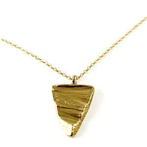 Image of Slice of Sand pendant