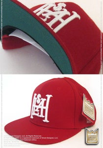 Image of Los Angeles Is For Hustlers™ ***Snap Back Cap*** (Red/White)