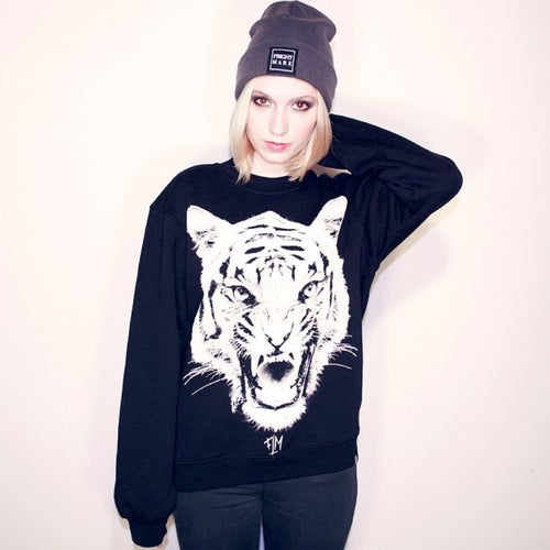 Image of THE GUARDIAN Crew Neck ♀ ♂
