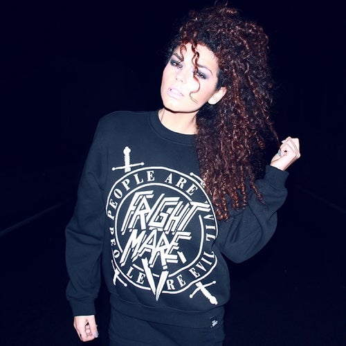 Image of PEOPLE ARE EVIL - Crew Neck