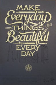 Image of Make Everyday Things Beautiful