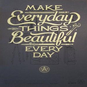 Image of Make Everyday Things Beautiful
