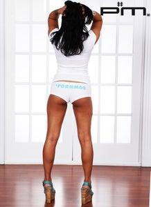"Image of #PM Women's Boyshort ""Easter"""