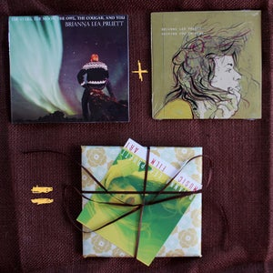 Image of lp CD & ep CD bundle