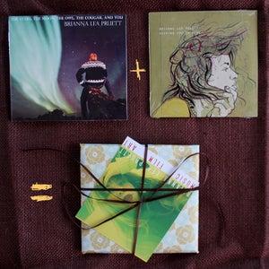 Image of lp CD & ep CD bundle