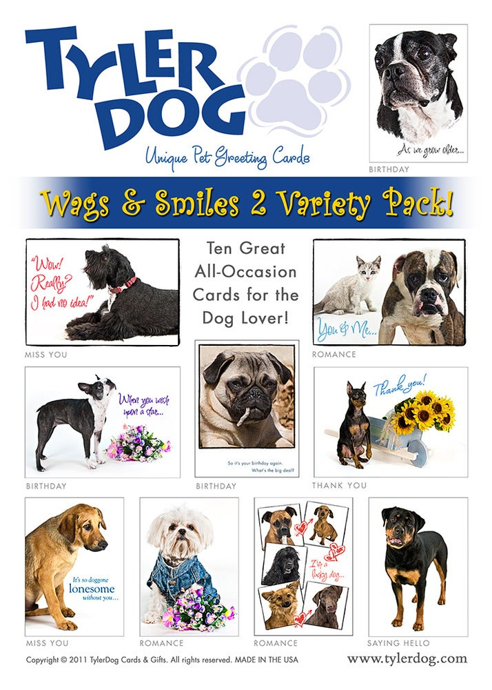 Image of Wags & Smiles Variety Pack 2