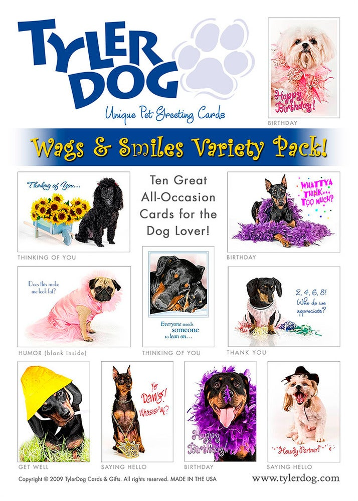 Image of Wags & Smiles Variety Pack