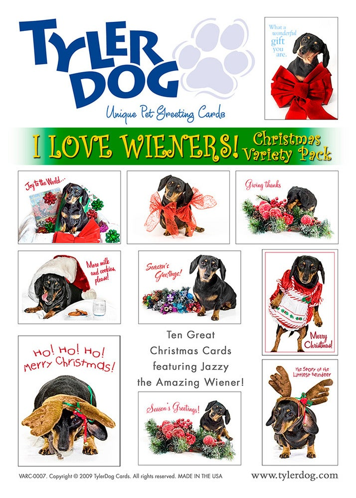 Image of I Love Wieners!