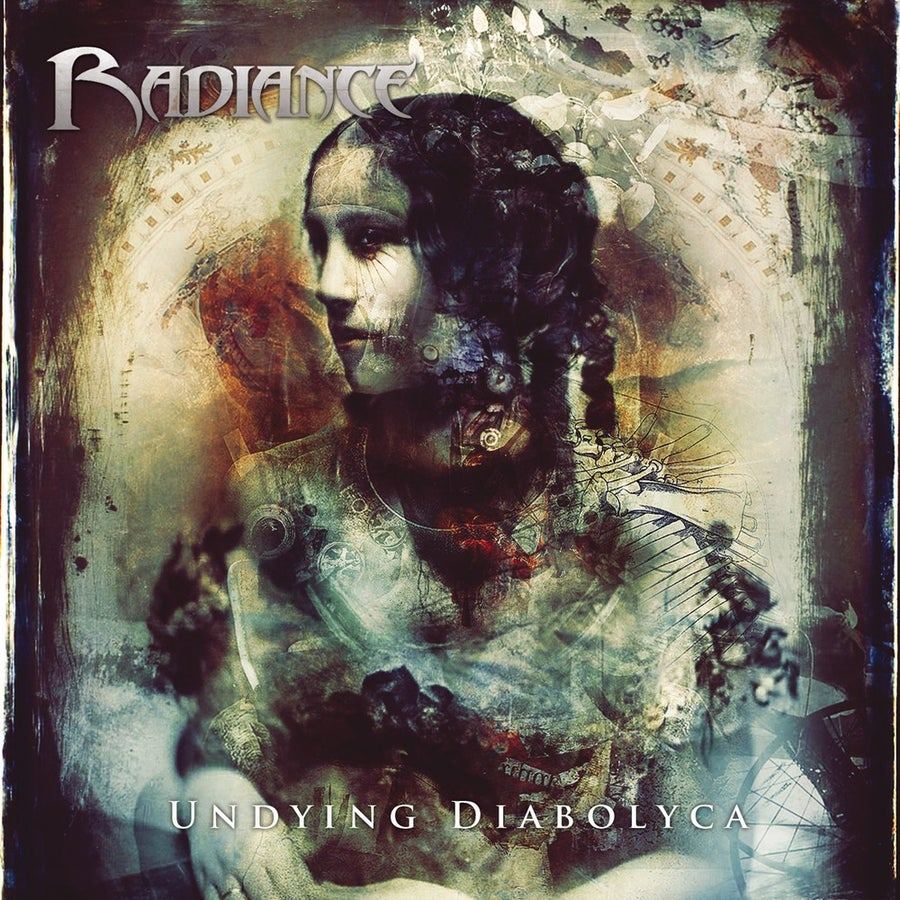 "Image of RADIANCE ""Undying Diabolyca"" CD"