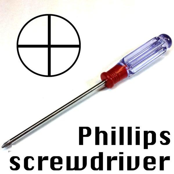 Image of Phillips screwdriver