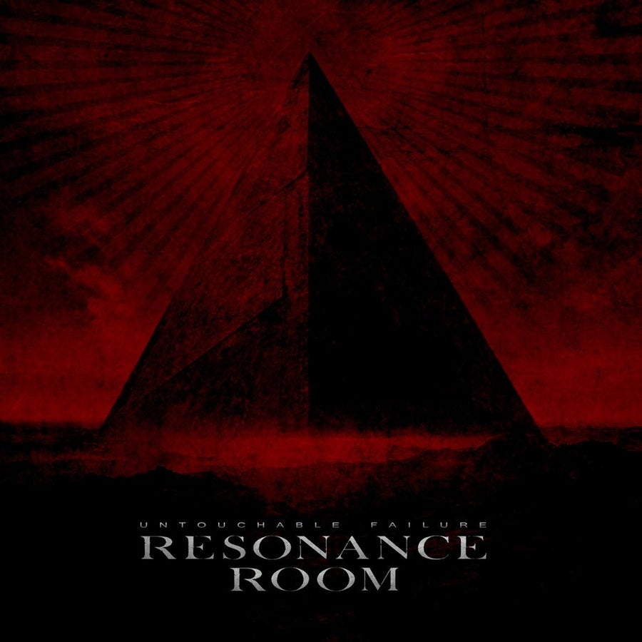 "Image of RESONANCE ROOM ""Untouchable Failure"" CD"