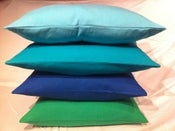 Image of Linen Throw Pillow Covers