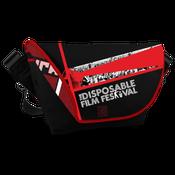 Image of Custom Disposable Film Festival Messenger Bag!