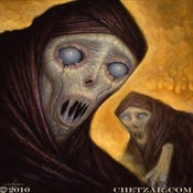 "Image of ""Ghosts""  Limited Edition Canvas Giclee- 16x20"""