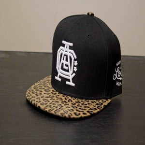 Image of *SOLD OUT* Local Icon - Leopard Snapback