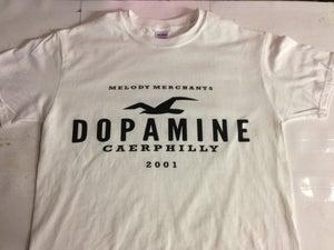Image of White Dopamine Tshirt